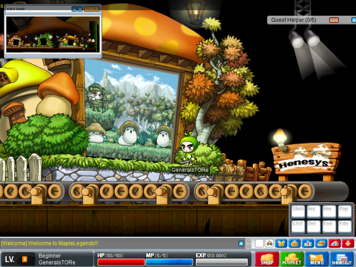 Old maplestory download